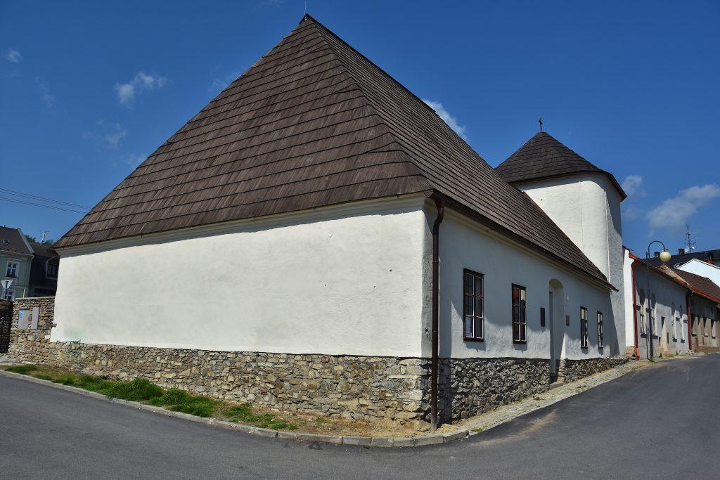 Katovna byla místem, kde sídlil oderský kat.