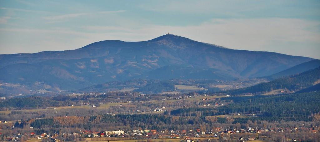 Bezručova oblíbená Lysá hora.