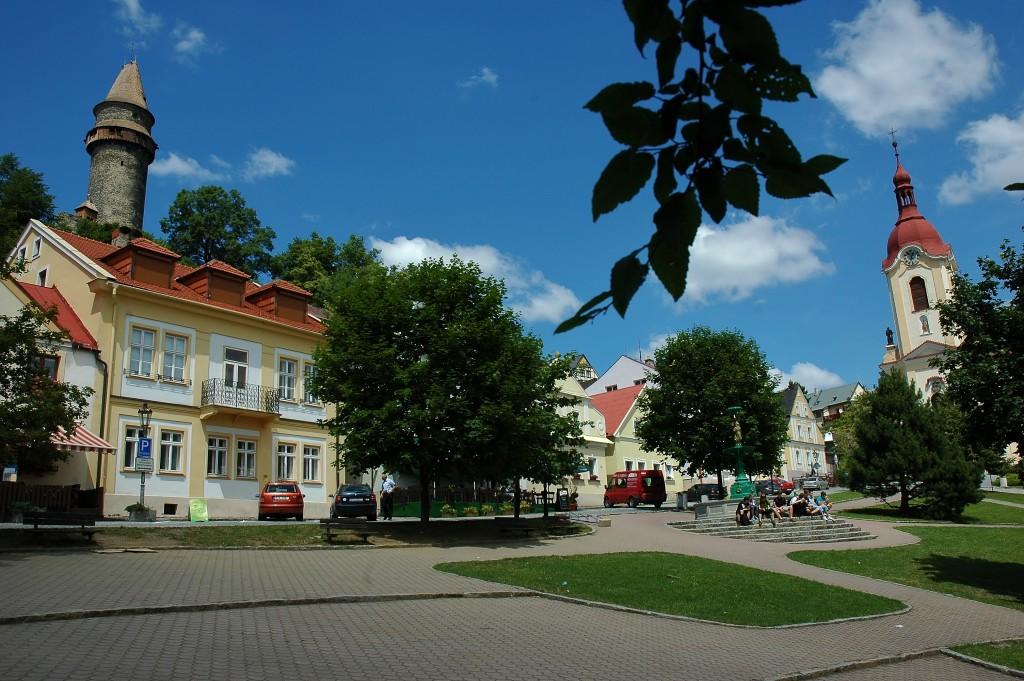 Štramberk je jedním z nejnavštěvovanějších míst v kraji.