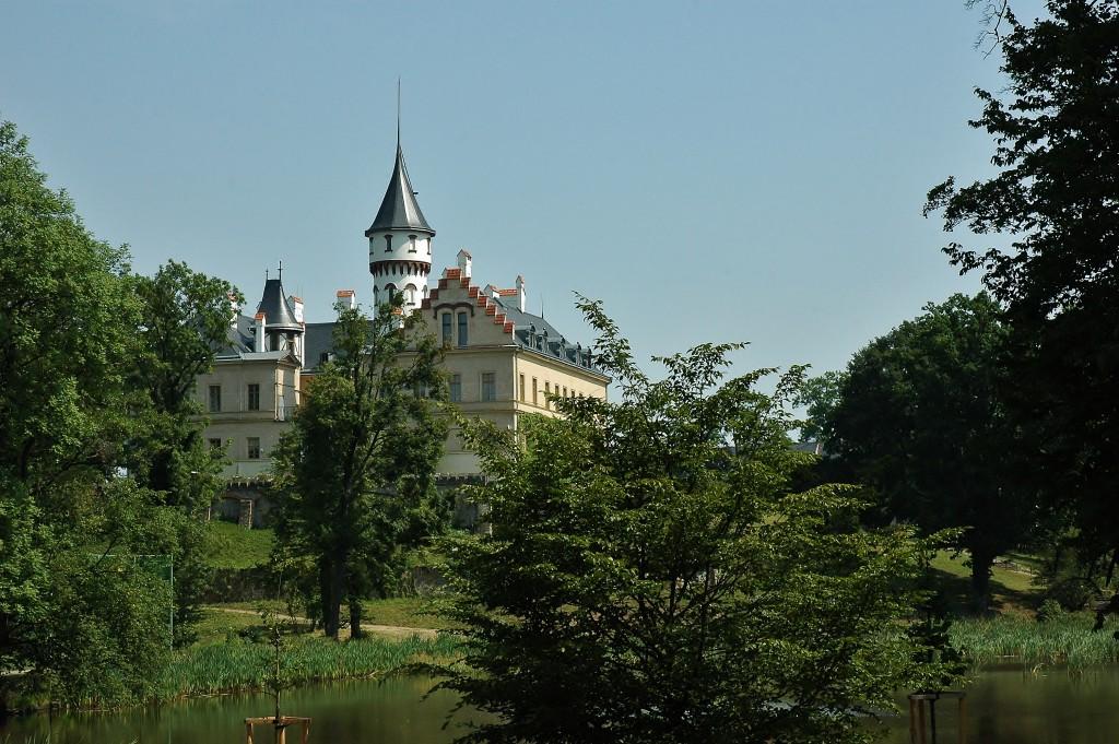 Nejromantičtější zámek se jmenuje Raduň.