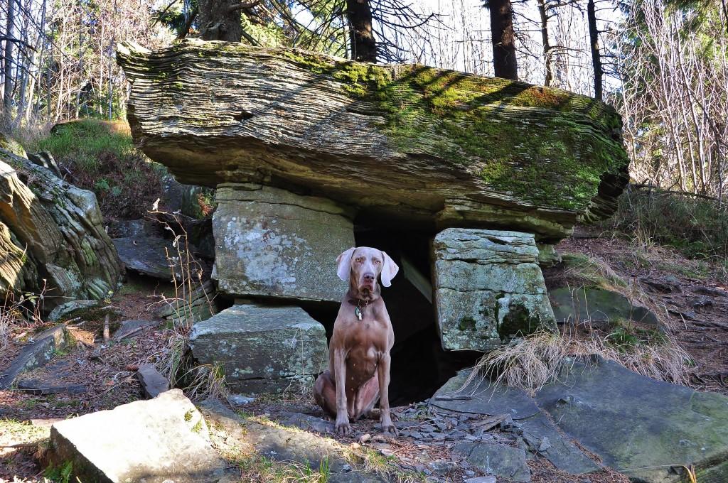 čertůvmlýn-dolmen