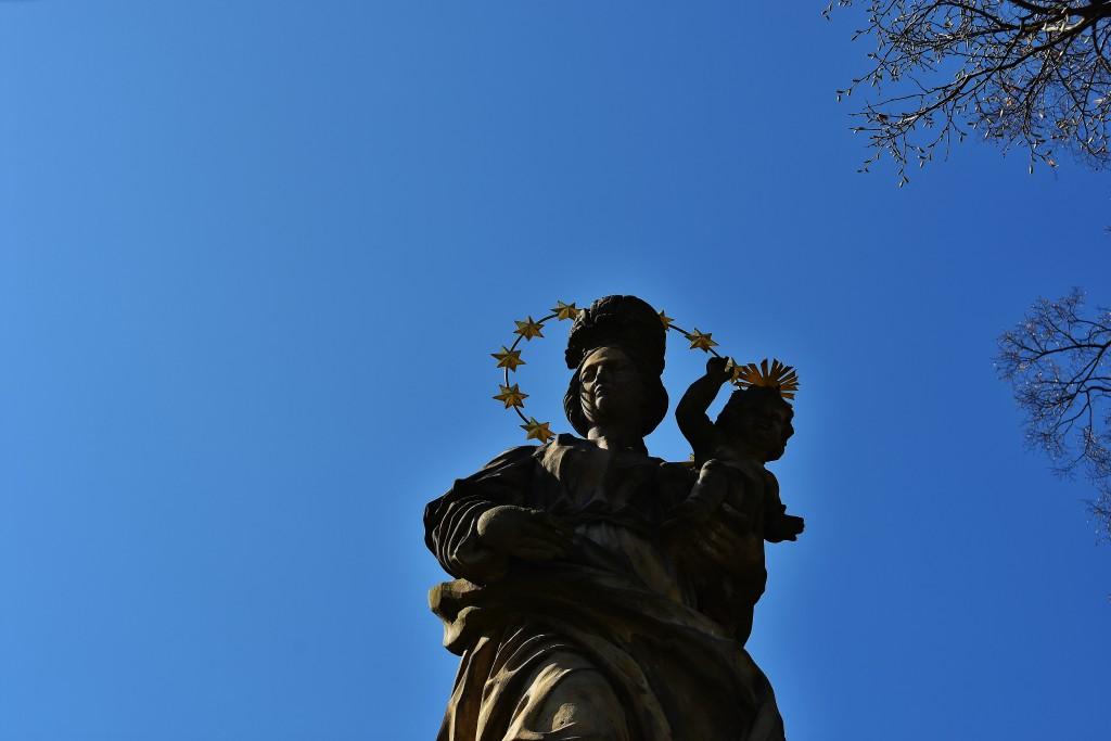 Panenka Maria nad Fulnekem.