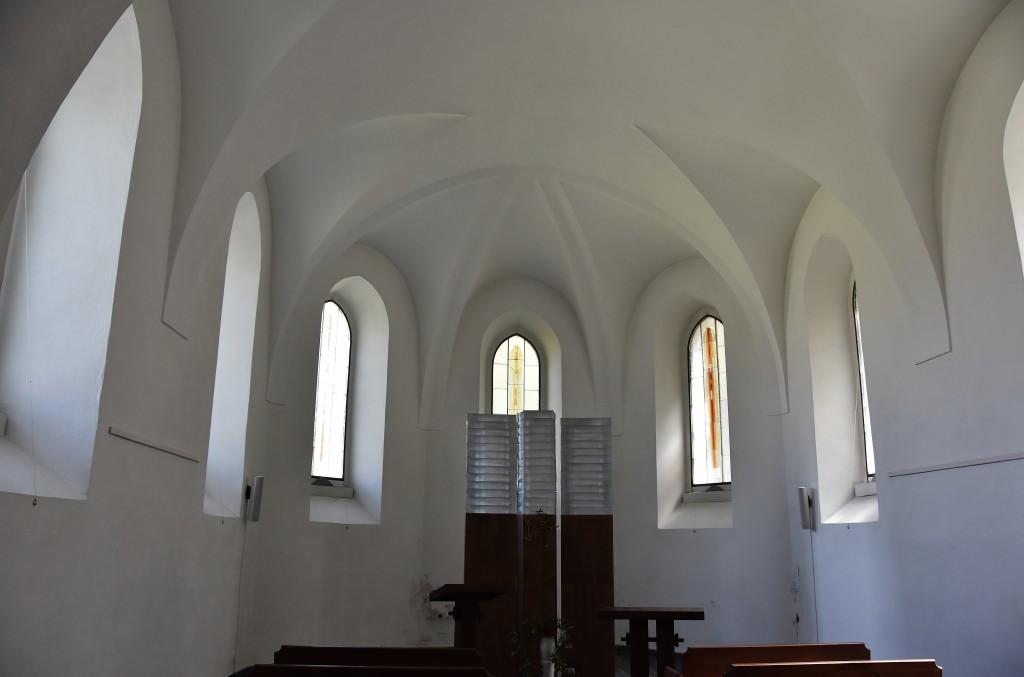 I když tady kázal před čtyřmi staletími, dodnes je v této kapli cítit Komenského duch.