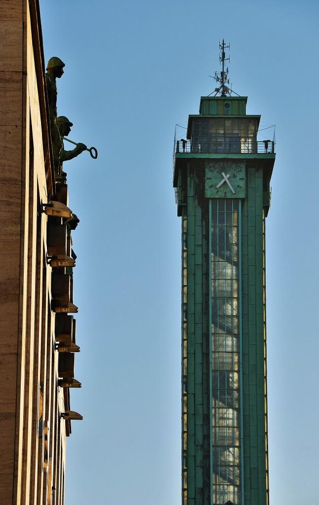 věž radnice