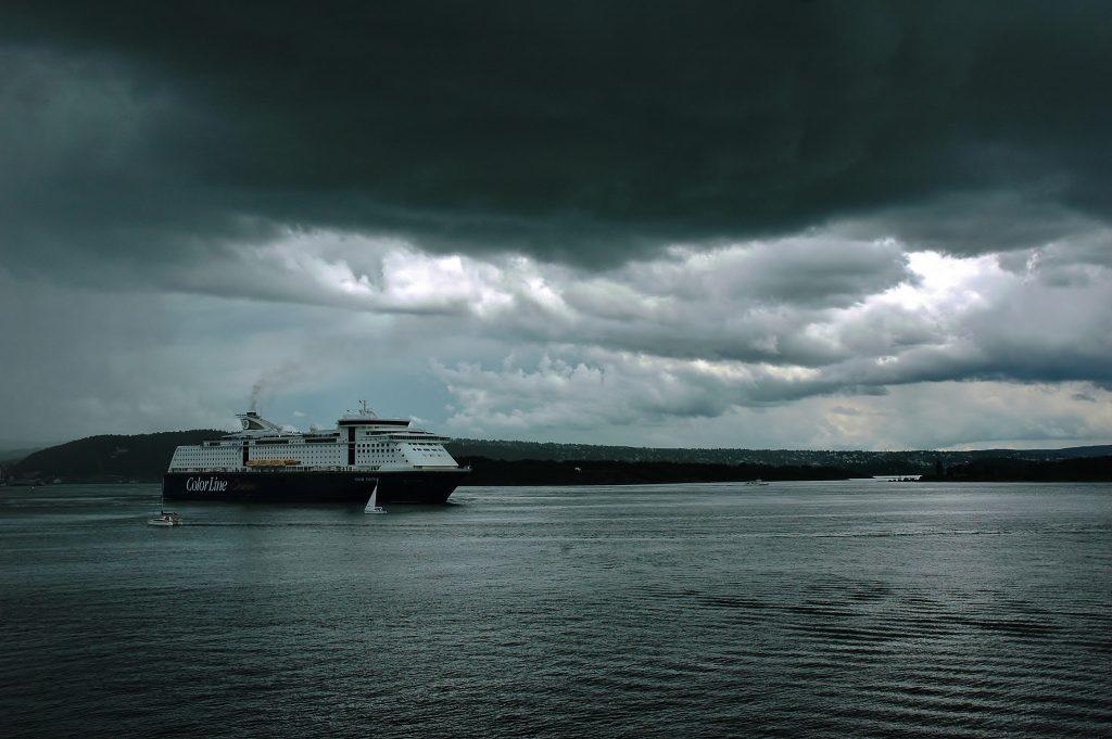 Který pesimista řekl, že asi bude pršet?