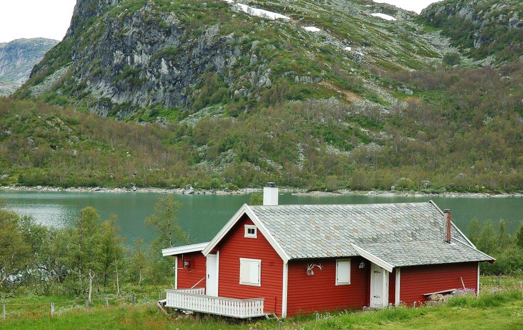 Toto je Norsko v instantní podobě.