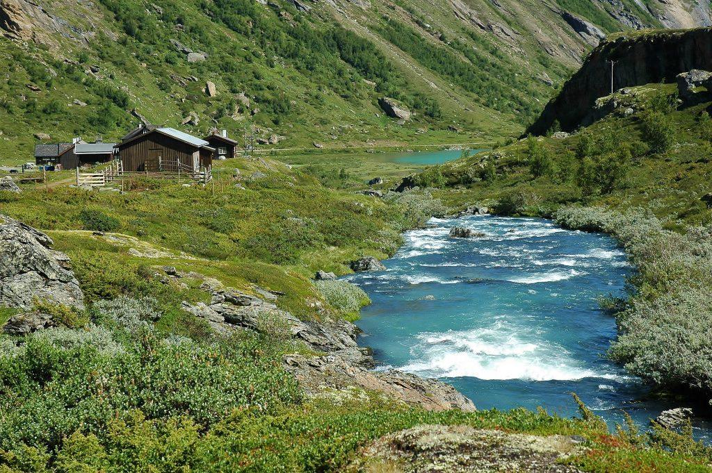 Příroda, jakou má Norsko, jsem nikde jinde neviděl.