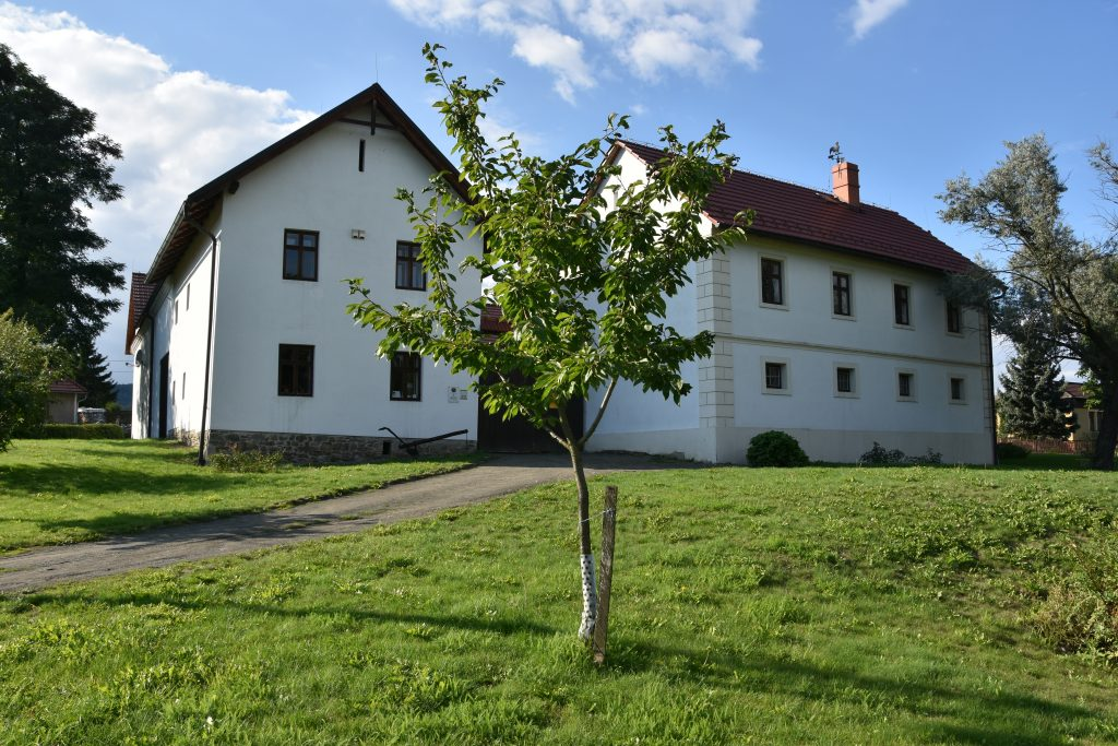 Rodný dům Johanna Gregora Mendla.