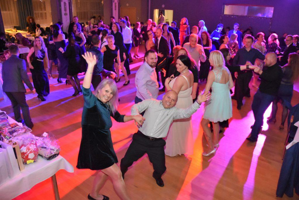 Ples, to je pořádná zábava